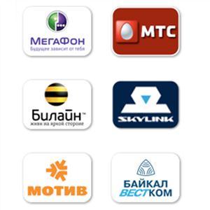 Операторы сотовой связи Екатеринославки